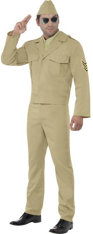 Армейский костюм США (48-50)