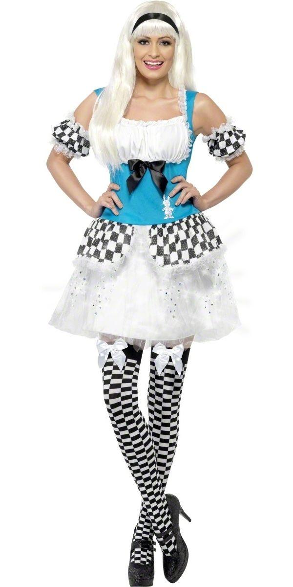 Костюм яркой Алисы (48-50)