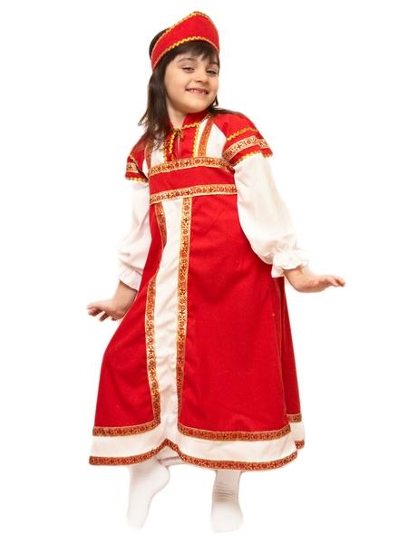 Детский костюм Аленушки (34) - Национальные костюмы, р.34