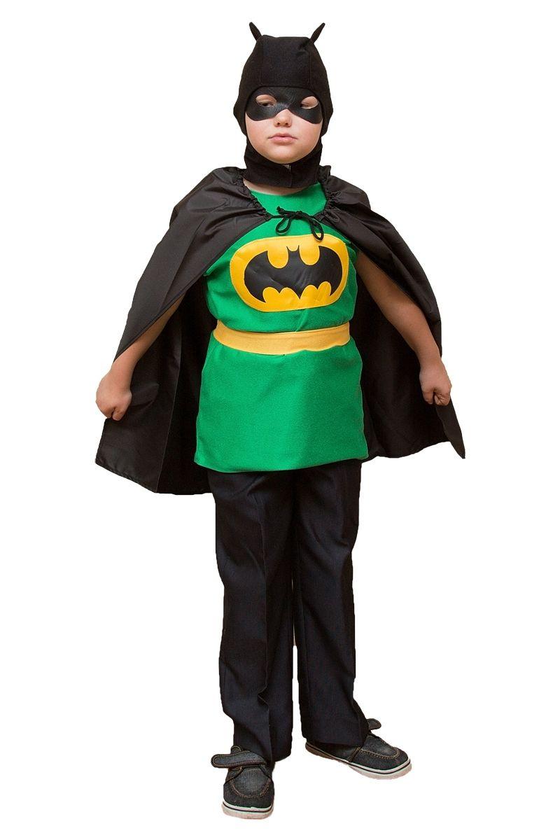 купить Детский костюм отважного Бэтмена (32-34) недорого