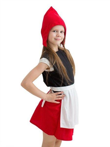 Детский костюм Красной шапочки (34)