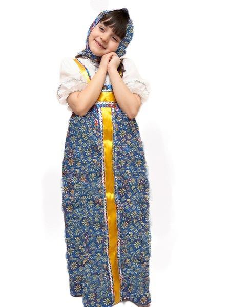 Детский костюм Марфуши (32-34) детский костюм джульетты 32 34