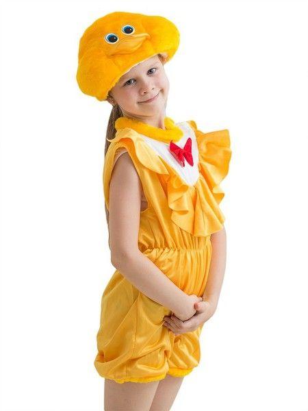 Детский костюм цыпочки (26-28) детский костюм озорного клоуна 34