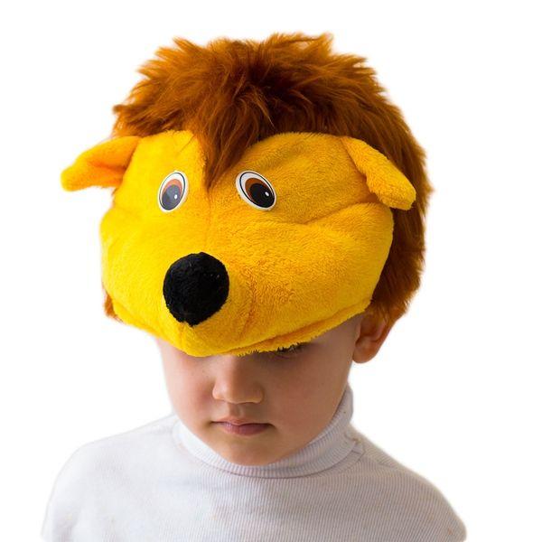 Шапка-маска Ежик - Животные и зверушки