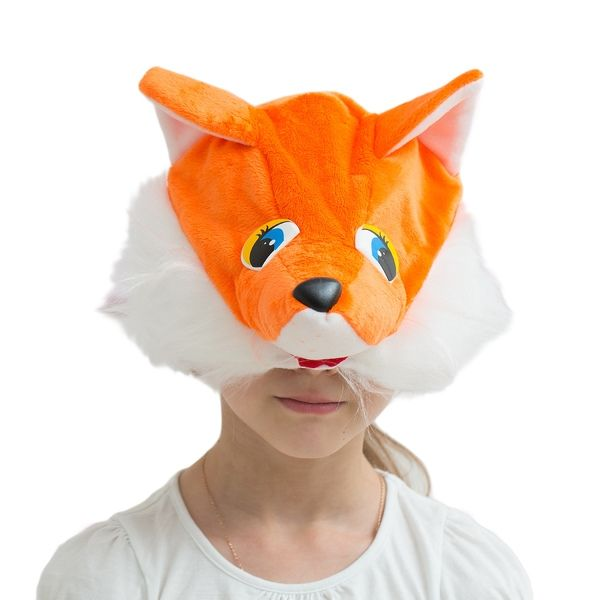 цены Шапка-маска Лисичка (28-30)