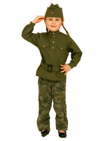 Детский военный комплект (32). Производитель: Vestifica, артикул: 1429700018