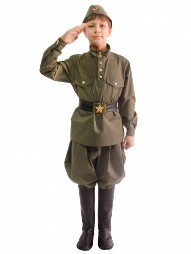 Подростковый военный комплект (34). Производитель: Vestifica, артикул: 1430000019