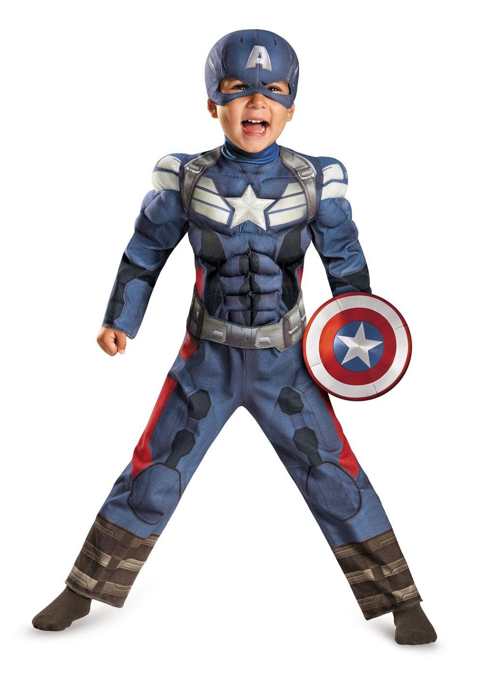 Костюм спасателя Америки (26) - Супергерои и комиксы, р.26