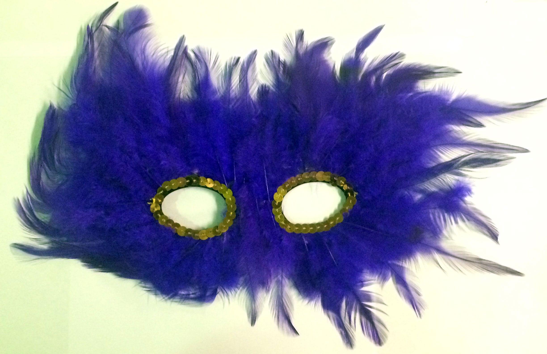 Карнавальная маска птицы счастья (UNI) плюшевая маска зайки uni