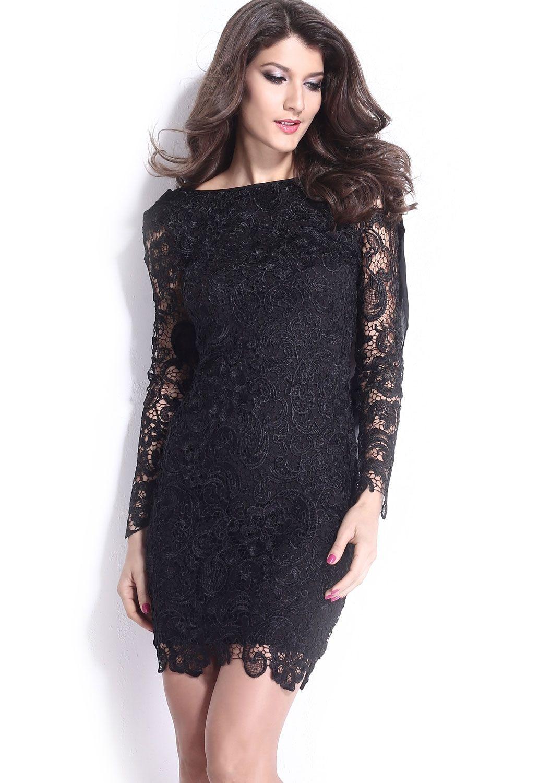 Черное винтажное платье (46) черное платье карандаш 46