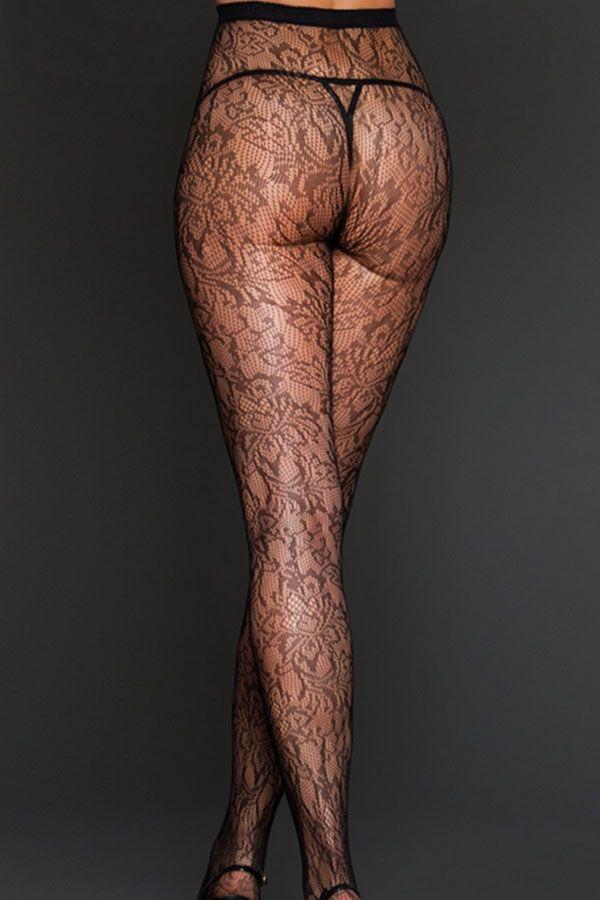 Кружевные колготки (42-44) пижама жен mia cara майка шорты botanical aw15 ubl lst 264 р 42 44 1119503