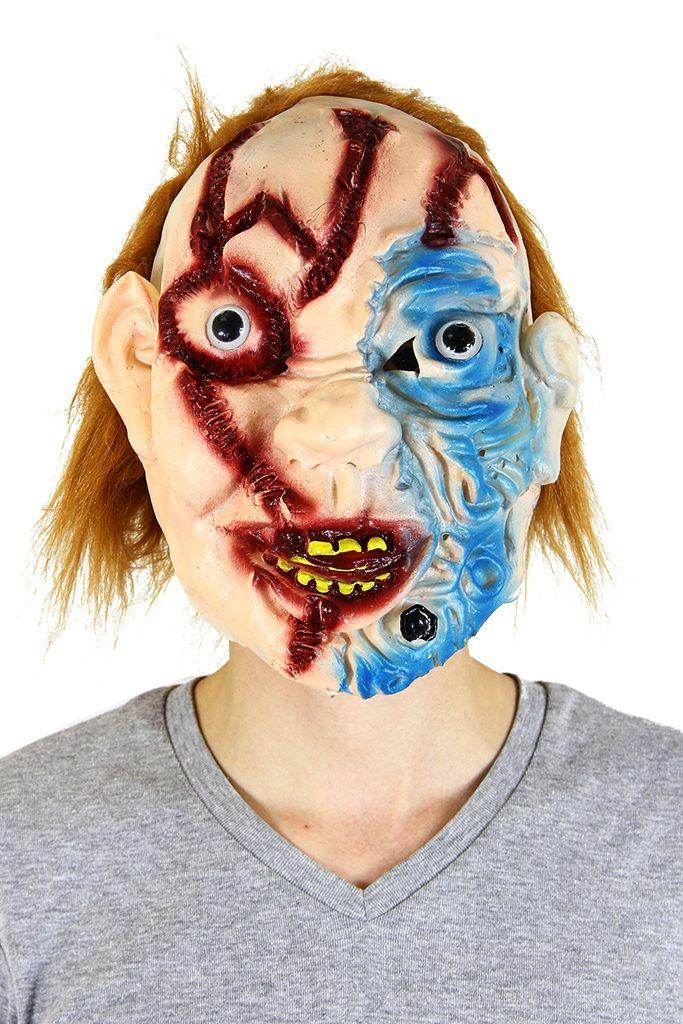 Латексная маска Чакки (56) от Vkostume
