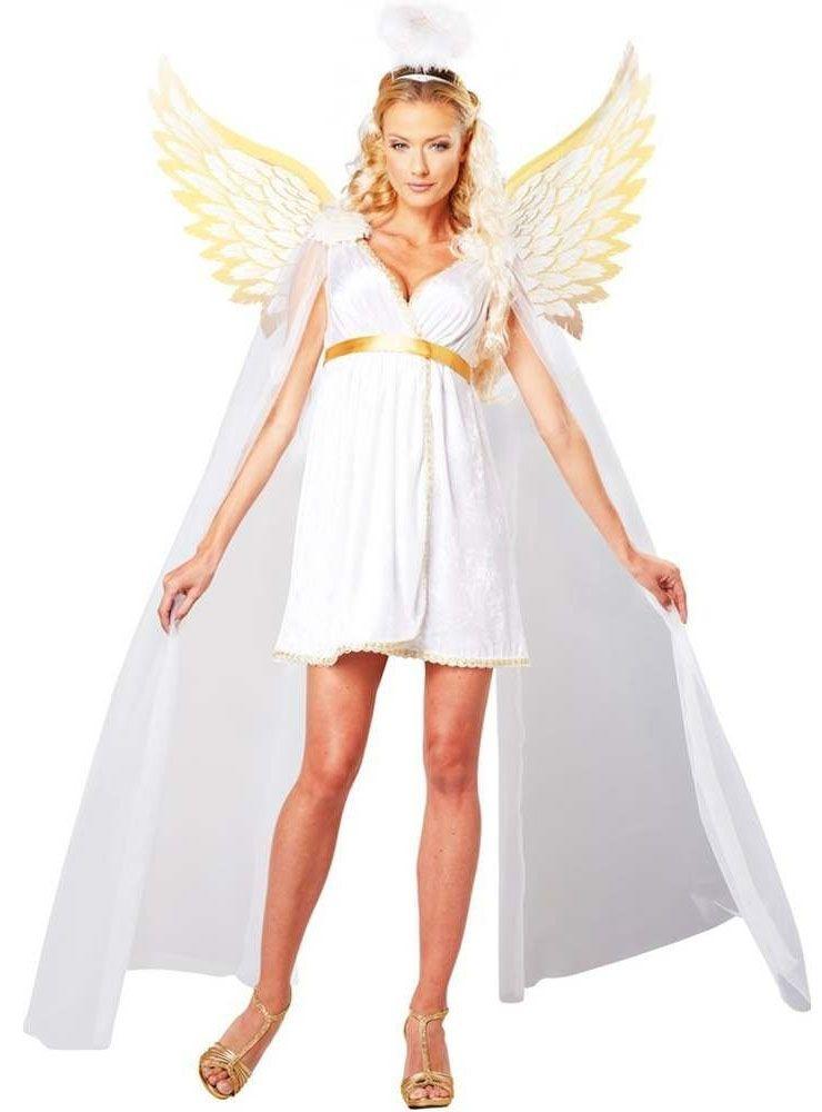 Костюм лучезарного Ангела (48-50)