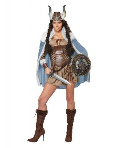 Женский костюм Викинга (46) - Исторические костюмы, р.46