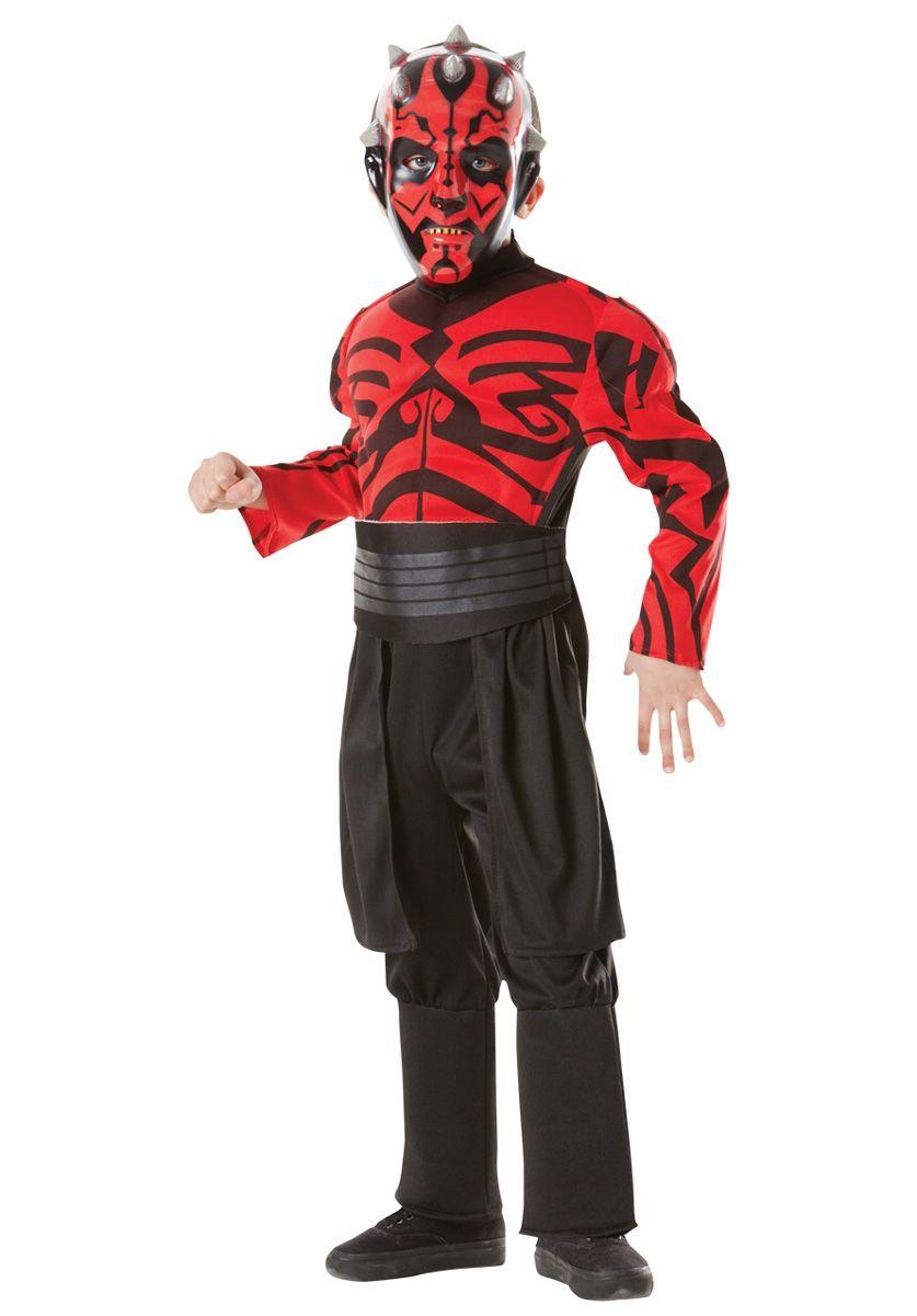 Детский костюм Дарт Мола (28-30) детский костюм супермен 30
