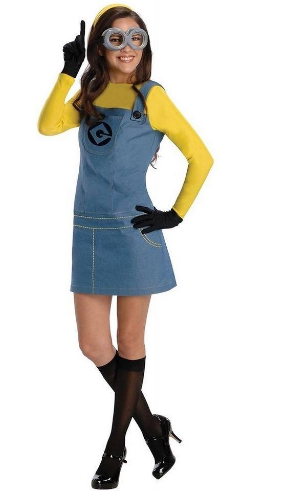 Женский костюм Миньона (44-46) костюм шерифа женский 44