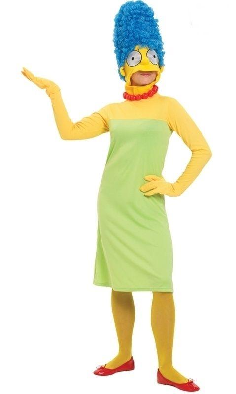 Костюм Мардж Симпсон Dlx (46-48) костюм радужной клоунессы 46 48