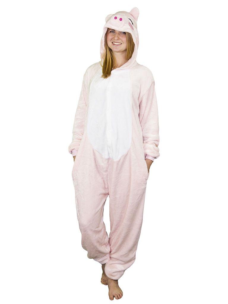 Кигуруми свинки (M) - Спорт