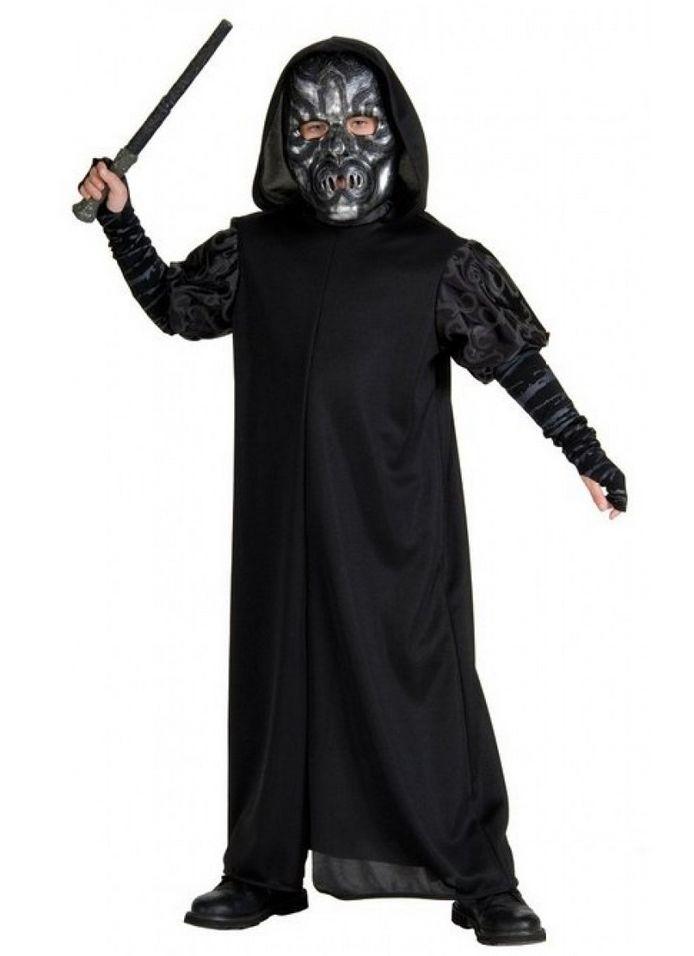Детский костюм Пожирателя Смерти (36-38) детский костюм озорного клоуна 34