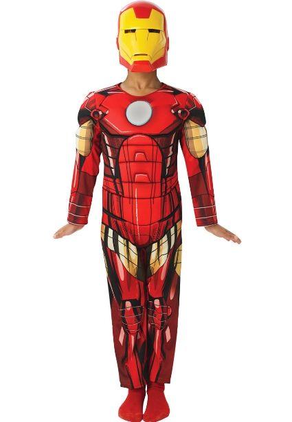 Детский костюм Железный человек (30-32)