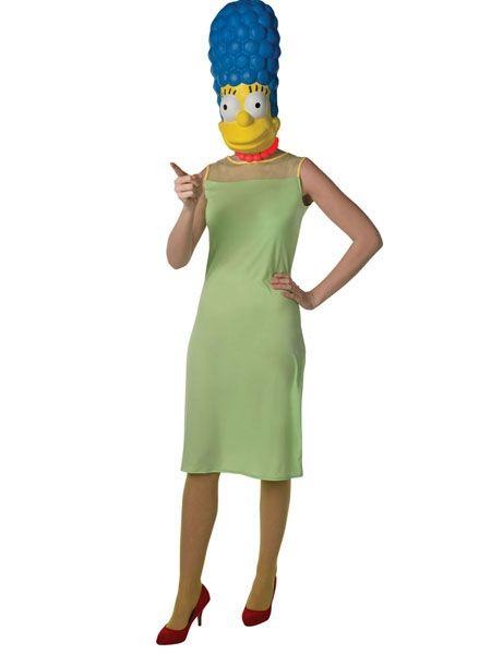 Классический костюм Мардж Симпсон (42) - Сказочные герои, р.42