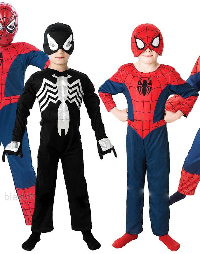 Реверсивный костюм Человека паука (32)