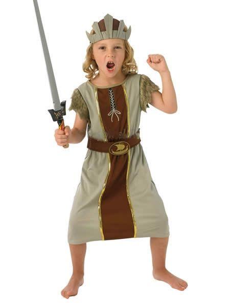 Костюм маленького викинга (L) - Исторические костюмы