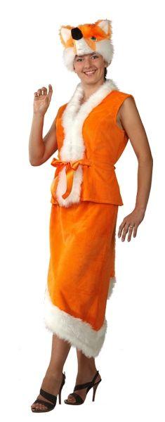 Костюм веселой лисы (44) купить юбку coast плесе длинную