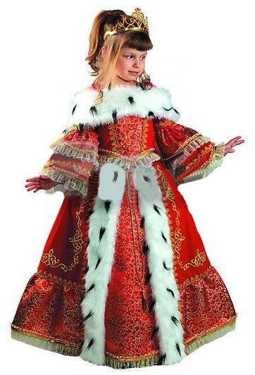 Костюм юной императрицы (38) свадебный корсет и юбку