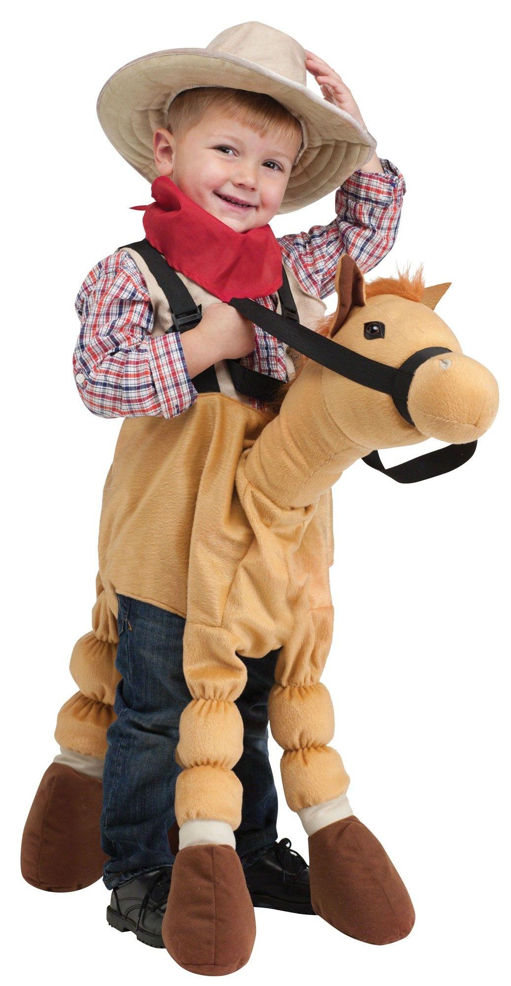 купить Детский костюм Прогулка на пони (28-30) недорого