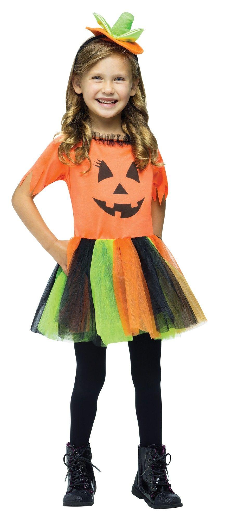 Детский костюм милашки Тыквы (30) - Аксессуары на Хэллоуин, р.30