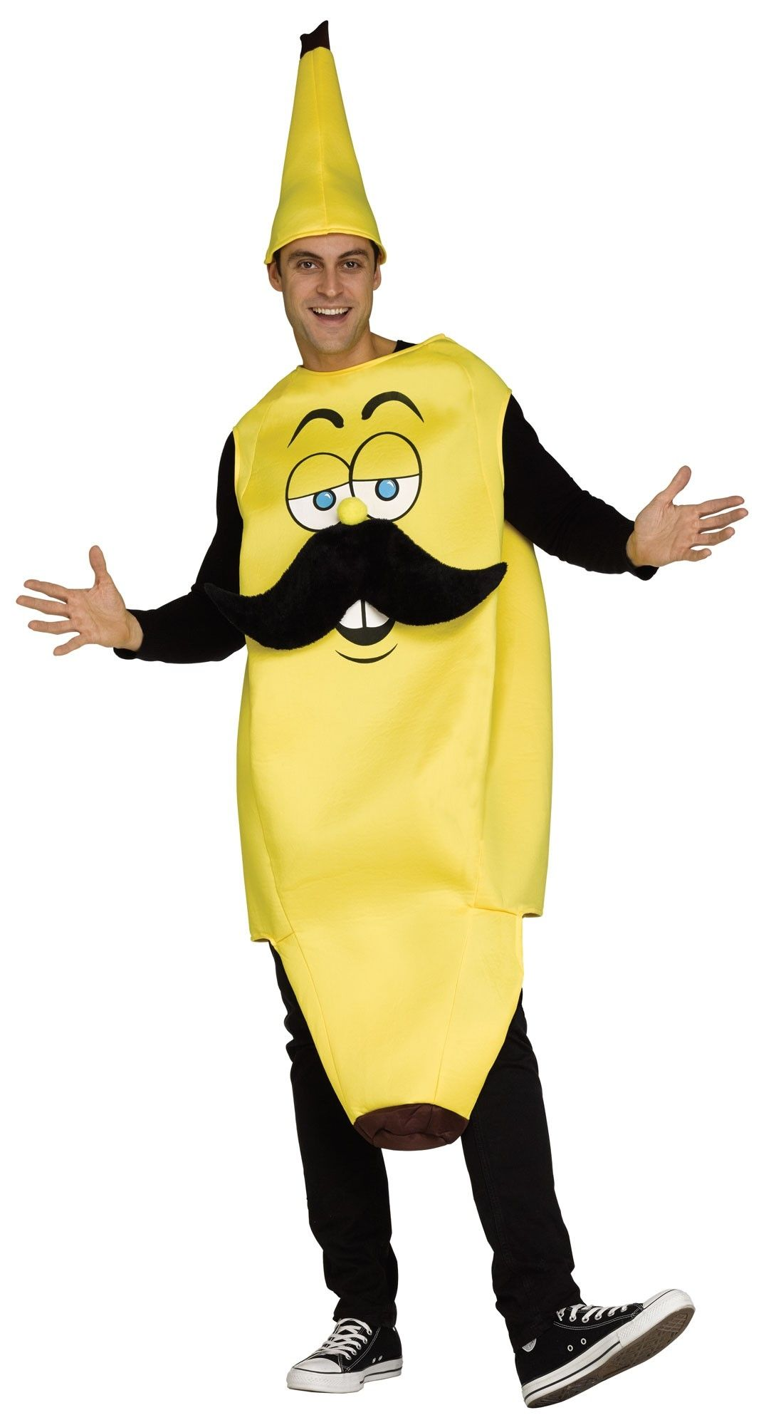 Костюм Мистер Банан (42-52) костюм безумца в маске 42 52