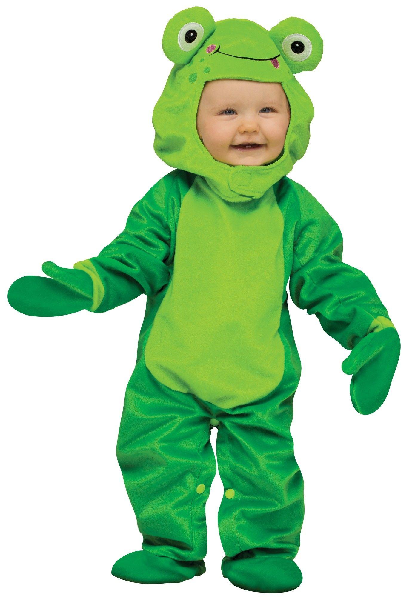 Костюм для малышей Лягушка (28) fun world костюм малышки эскимоски
