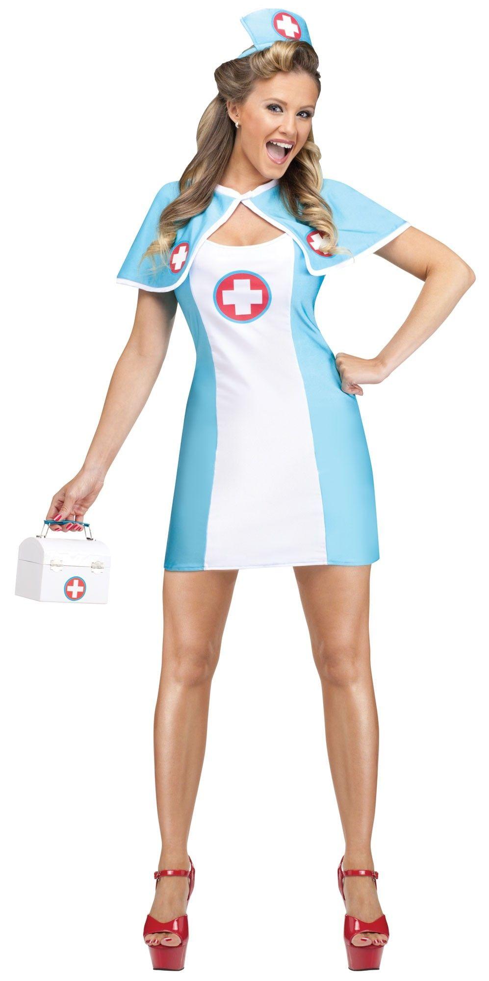 Костюм Пин-ап медсестры (46-48) костюм внимательной медсестры 42 46