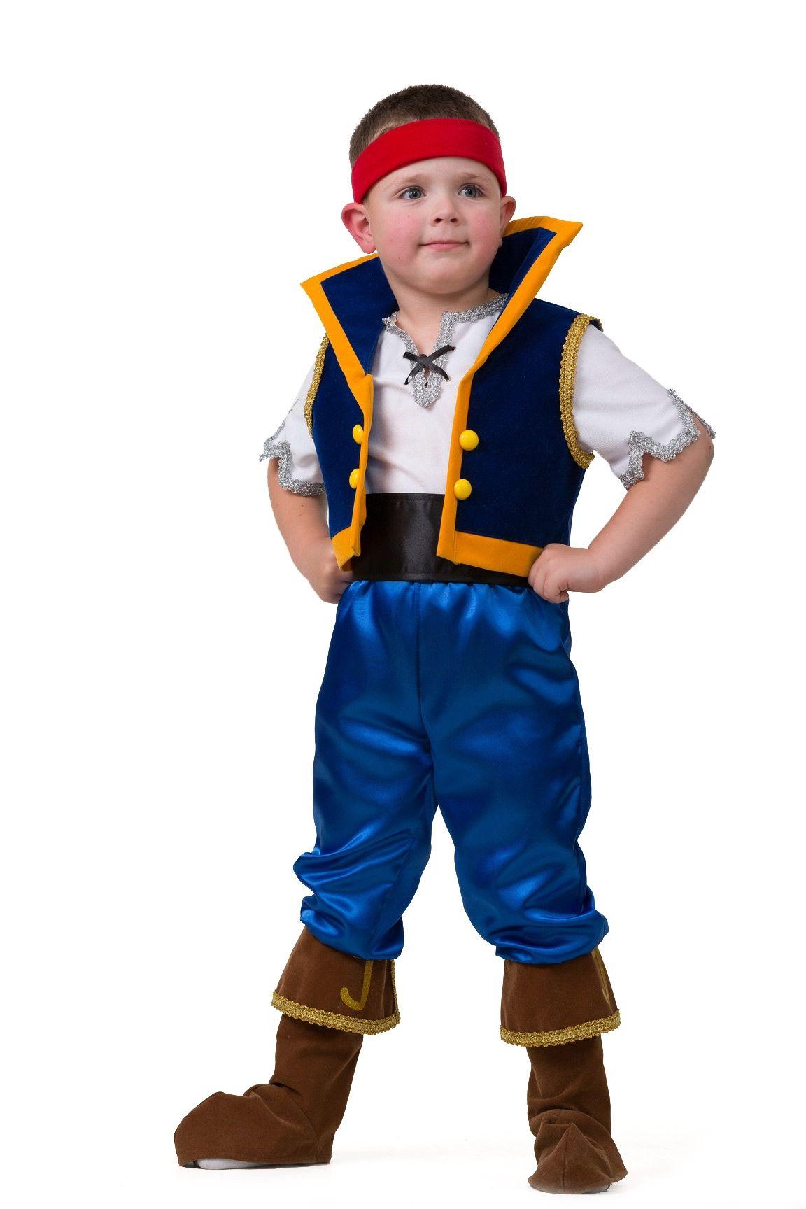 купить Детский костюм пирата Джейка (26) недорого
