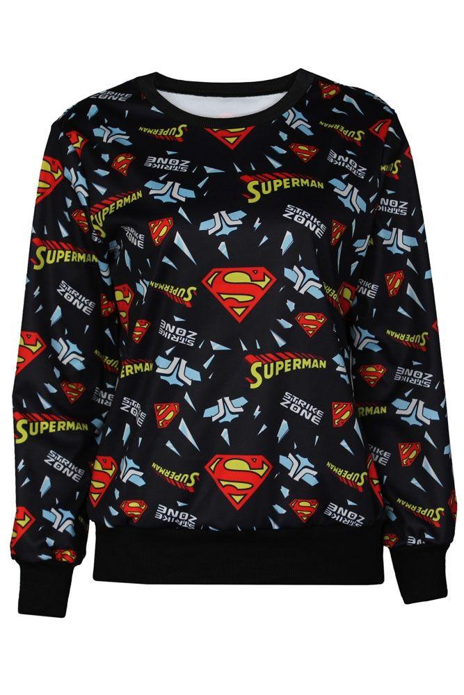 Толстовка Супермен (44-46) купить эмблемы для авто заказ