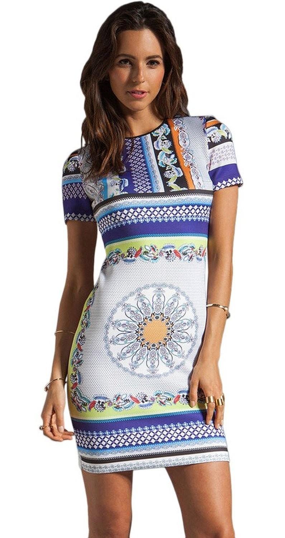 Платье Gandhi Scarf (44) -  Коктейльные платья