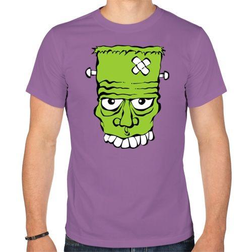 Мужская футболка Франкенштейн (XL) - Киногерои