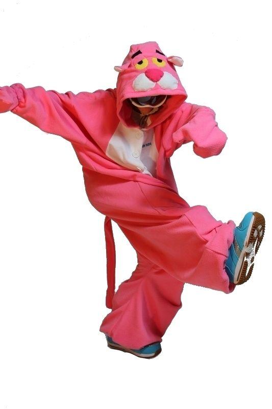 Кигуруми Розовой Пантеры (M) - Спорт