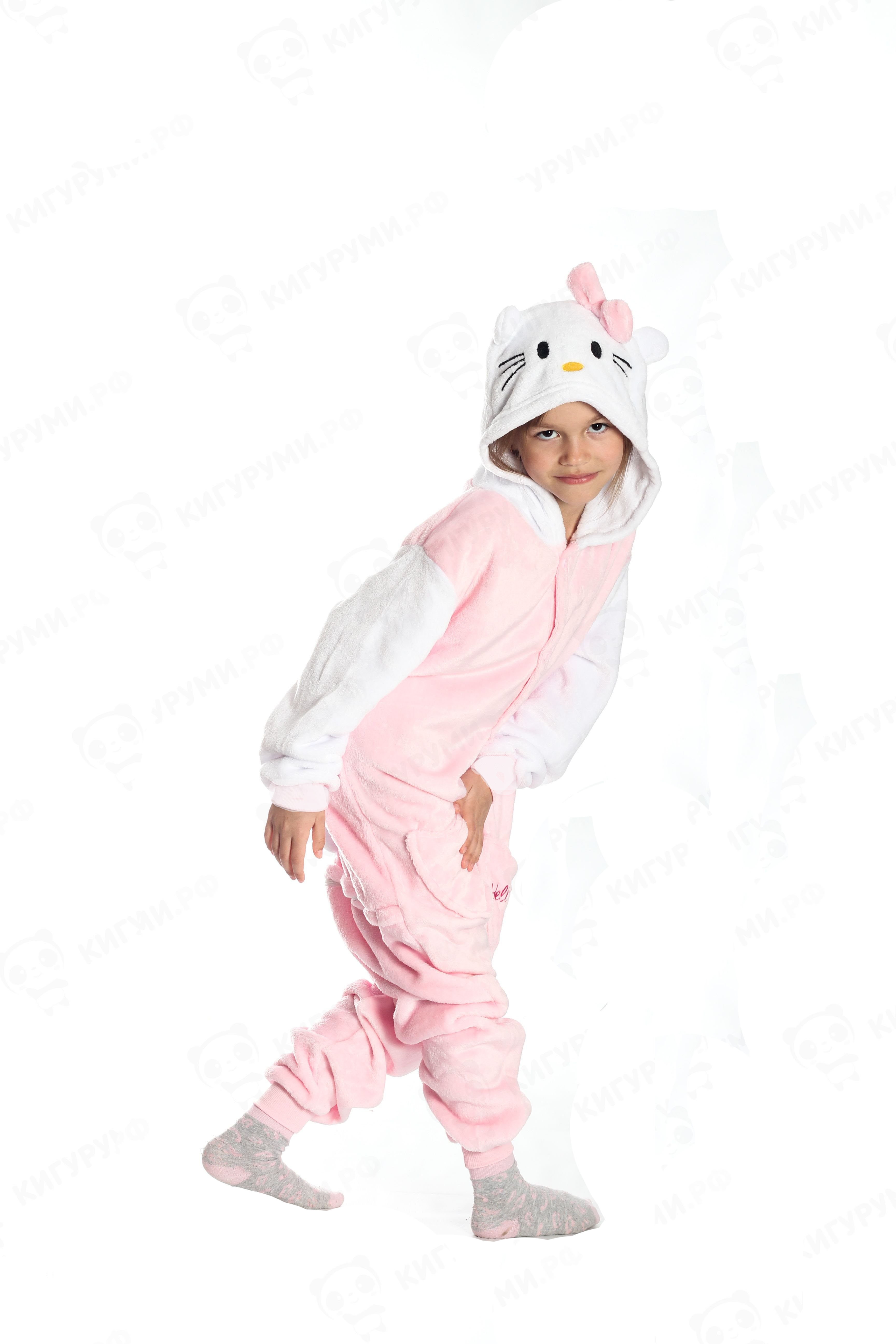 Детская пижама кигуруми Hello Kity (28)