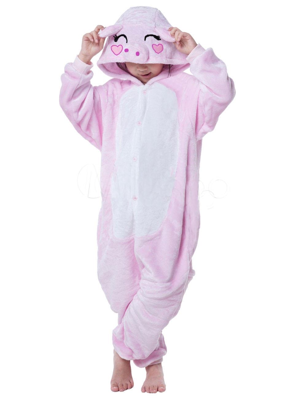 Детская пижама кигуруми Хрюшка (28) детская пижама кигуруми хрюшка 26