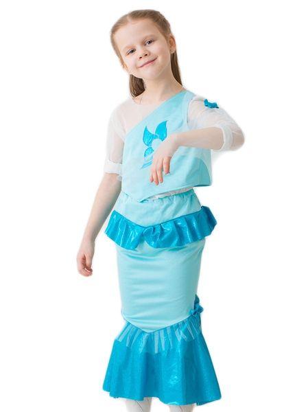 Детский костюм русалочки (24) купить юбку coast плесе длинную