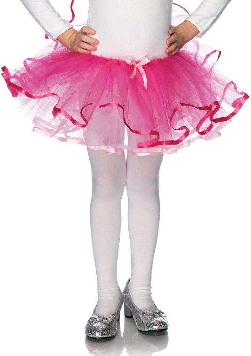 Розовая детская юбочка Туту от Vkostume