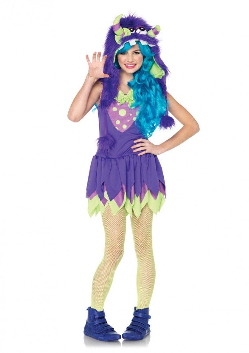 Подростковый костюм лилового монстрика (34) от Vkostume