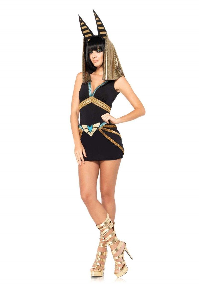 Египетский костюм Анубис (46) - Исторические костюмы, р.46