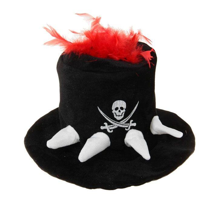 Экстравагантная пиратская шляпа