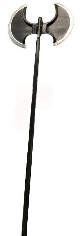 Карнавальный двуручный топор (UNI) топор туристический truper 14951