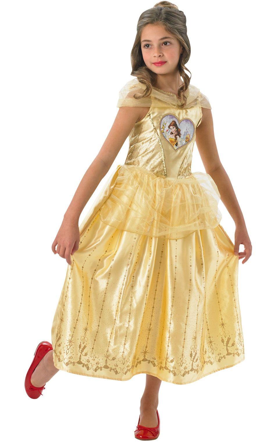 Платье Белль (36-38) красавица и чудовище dvd книга
