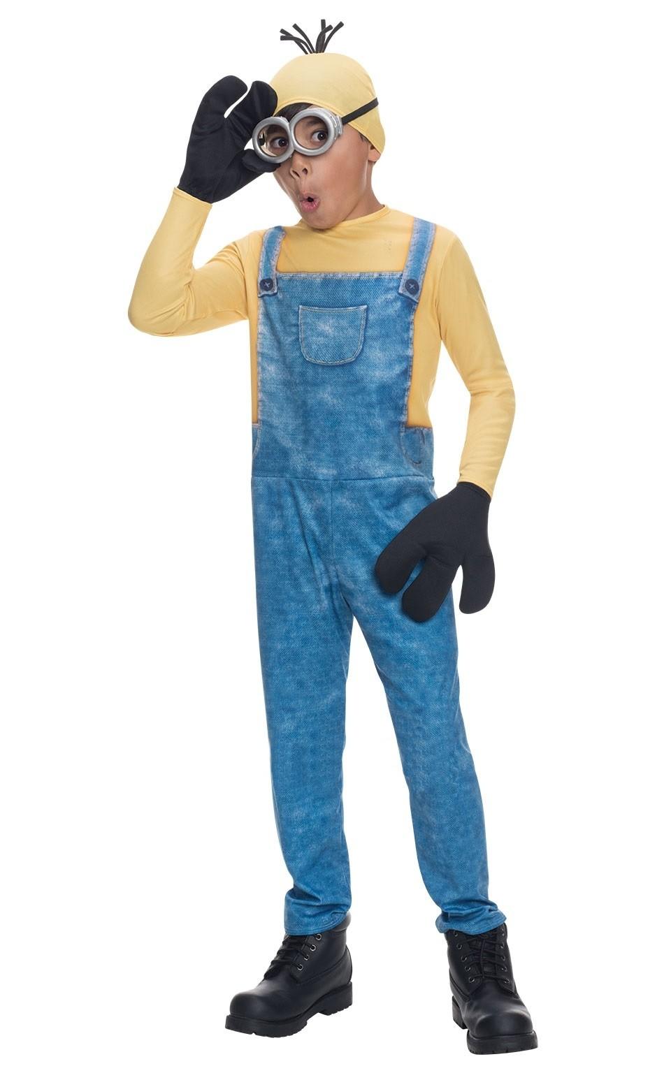 Детский костюм миньона Кевина (32)