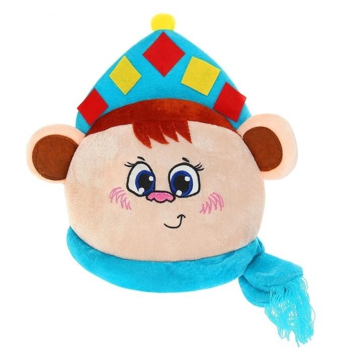 Шляпка Обезьянка-снегурочка (UNI) мини шляпка в горох uni